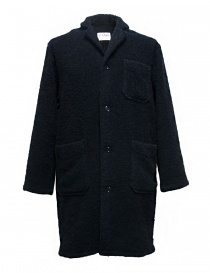 Cappotto Camo Ribot colore navy AB0131-RIBOT-NAVY order online