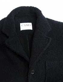 Camo Ribot navy coat price