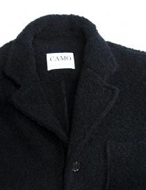 Cappotto Camo Ribot colore navy prezzo