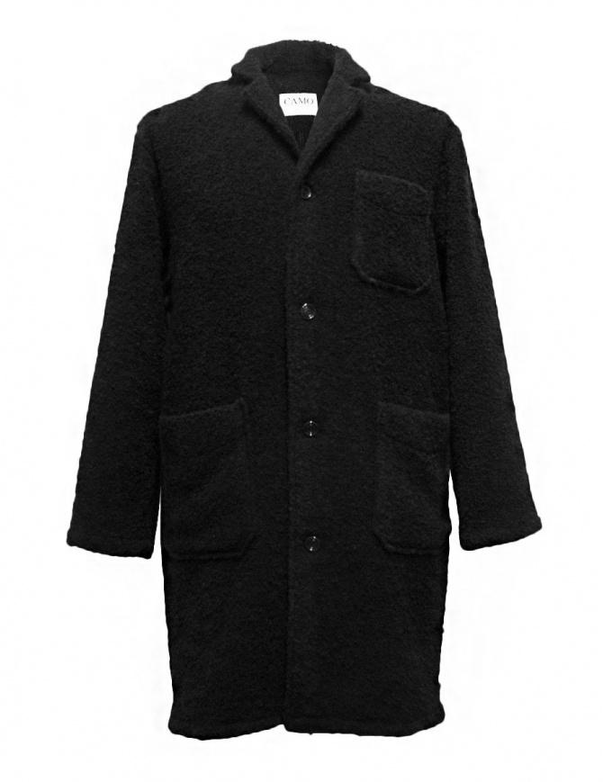 Cappotto Camo Ribot colore grigio scuro AB0130-RIBOT-GREY cappotti uomo online shopping