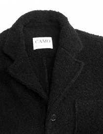Camo Ribot dark grey coat price
