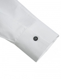 Label Under Construction Invisible Buttonholes white shirt mens shirts price