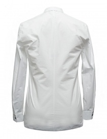 Label Under Construction Invisible Buttonholes white shirt buy online