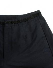 Pantalone Miyao colore blu navy prezzo