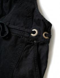 Kapital black cotton overalls price