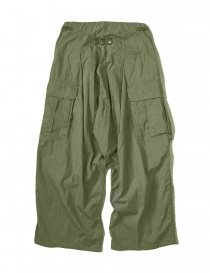 Kapital Jumbo Cargo green pants buy online