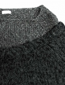 Maglia Rito in alpaca colore grigio prezzo