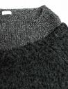 Rito alpaca grey sweater 0777RTW212K price