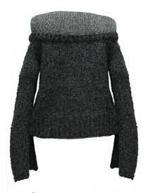 Rito alpaca grey sweater buy online