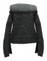 Rito alpaca grey sweater shop online womens knitwear