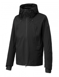 Allterrain by Descente Inner Surface Technology Active Shell black jacket