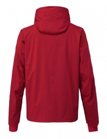 Allterrain by Descente Inner Surface Technology Active Shell red jacket price