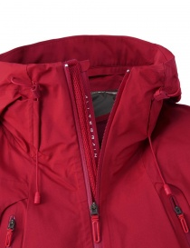Allterrain by Descente Inner Surface Technology Active Shell red jacket mens jackets buy online