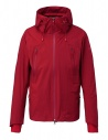 Allterrain by Descente Inner Surface Technology Active Shell red jacket buy online DIA3753U-TRED