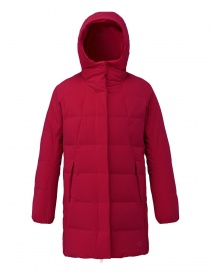 Womens coats online: Allterrain by Descente Misuzawa Element L red down coat