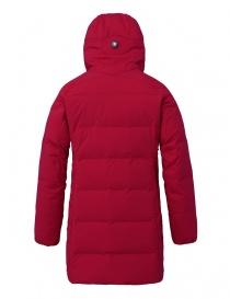 Cappotto piumino Allterrain by Descente Mizusawa Element L colore rosso prezzo