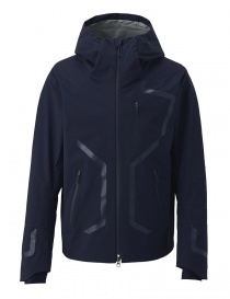 Giubbini uomo online: Giubbino Allterrain by Descente Streamline Boa Shell colore verde e navy