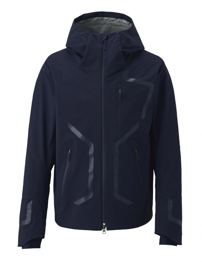 Allterrain by Descente Streamline Boa Shell green and navy jacket DIA3752U-GRNV mens jackets online shopping