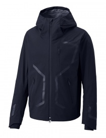Giubbino Allterrain by Descente Streamline Boa Shell colore verde e navy