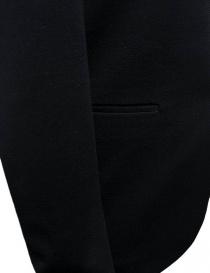 Giacca Label Under Construction Slim Fit colore nero giacche uomo prezzo