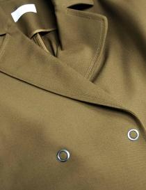 Cappotto Rito in lana colore cammello cappotti donna acquista online