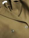 Cappotto Rito in lana colore cammello 0777RTW109C-CML-COAT acquista online