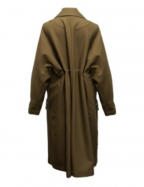Rito camel wool coat