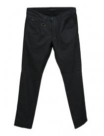 Pantalone Roarguns elasticizzato grigio scuro online