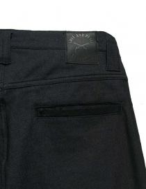 Pantalone Roarguns elasticizzato colore grigio scuro prezzo