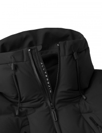 Allterrain by Descente Misuzawa Mountaineer black down jacket mens jackets buy online