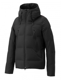 Allterrain by Descente Misuzawa Mountaineer black down jacket