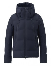 Allterrain by Descente Misuzawa Mountaineer green navy down jacket online