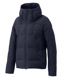 Allterrain by Descente Misuzawa Mountaineer green navy down jacket