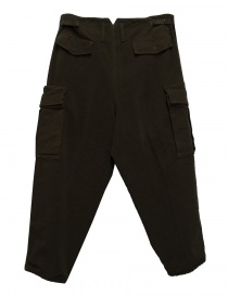 Cellar Door Cargo brown trousers