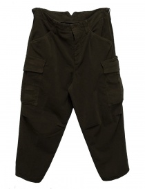 Pantalone Cellar Door Cargo colore marrone CARGO-P108-07 order online