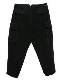 Cellar Door Cargo black trousers buy online