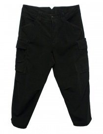 Pantalone Cellar Door Cargo colore nero CARGO-P108-99 order online