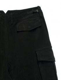 Pantalone Cellar Door Cargo colore nero prezzo