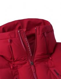 Allterrain by Descente Misuzawa Mountaineer red down jacket mens jackets buy online