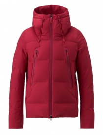 Allterrain by Descente Misuzawa Mountaineer red down jacket DIA3770U-TRED order online