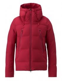 Piumino Allterrain by Descente Mizusawa Mountaineer colore rosso DIA3770U-TRED order online