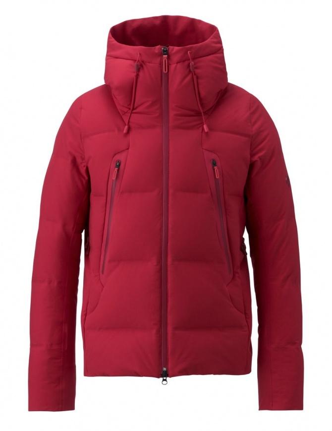 Piumino Allterrain by Descente Mizusawa Mountaineer colore rosso DIA3770U-TRED giubbini uomo online shopping