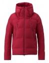 Allterrain by Descente Misuzawa Mountaineer red down jacket buy online DIA3770U-TRED