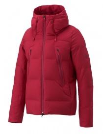 Piumino Allterrain by Descente Mizusawa Mountaineer colore rosso acquista online
