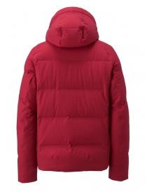 Piumino Allterrain by Descente Mizusawa Mountaineer colore rosso prezzo
