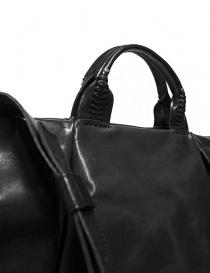 Borsa Delle Cose modello 752 in pelle nero asfalto borse acquista online