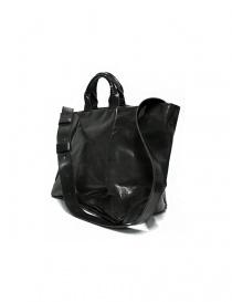 Delle Cose style 752 asphalt leather bag buy online