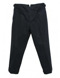 Cellar Door Lan blue trousers LAN-P107-65 order online