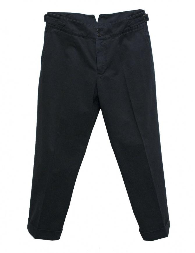 Cellar Door Lan blue trousers LAN-P107-65 mens trousers online shopping