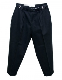 Mens trousers online: Cellar Door Leo T blue trousers